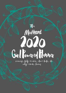 2020 Girl Powered Planner: Available now!
