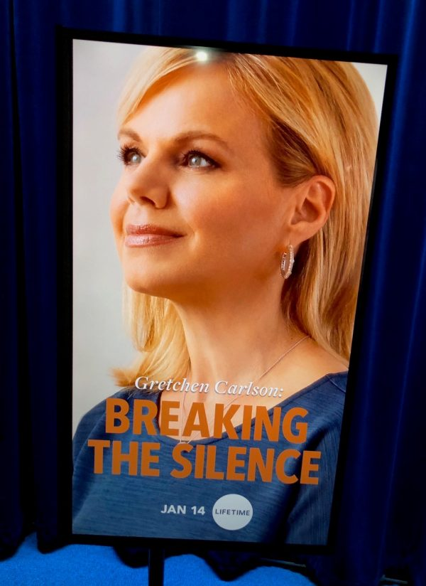 Gretchen Carlson, Breaking the SIlence