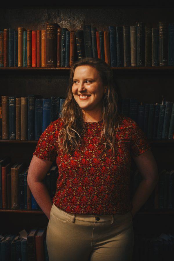 Lucy Moffatt, author
