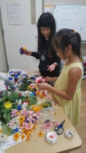 Create.Make.Lead Flower crowns