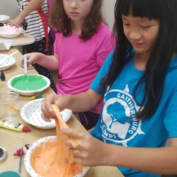 Create.Make.Lead Slime!