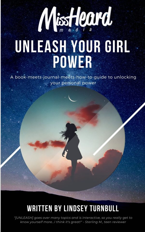 Unleash Your Girl Power ebook Cover